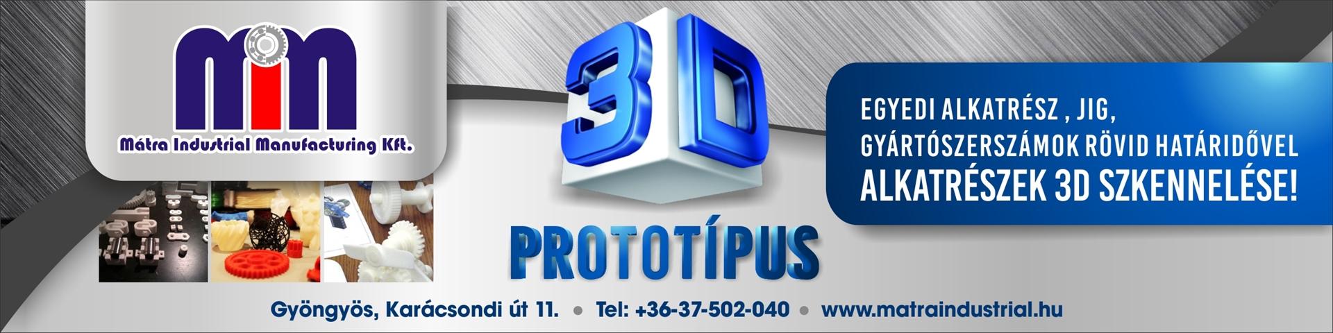 Prototípus-JIG-szerszámok
