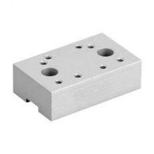 00.095.2, Felerősítő lap hengerhez, 1/8 és 1/4 ISO 6431 (N-széria)