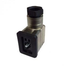 00.345.0, Elektromos csatlakozó, 22mm, 24V LED és VDR