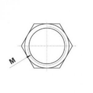 16.030.0, Rögzítőanya, G1/4-G3/8, K-széria, M36X1,5