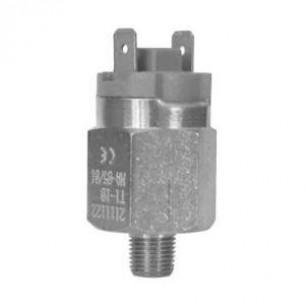 17.009.0, Vákuumkapcsoló G1/8 NA -0.2 bar-tól -0.9 bar-ig