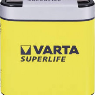 VARTA 4,5V-os laposelem, cink-szén, 2700 mAh