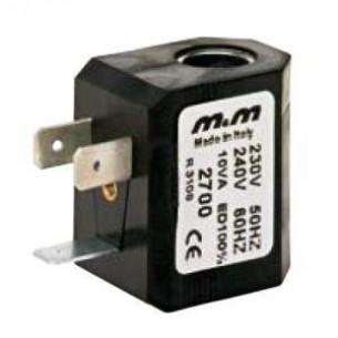 2700, Mágnestekercs (2000 sorozat), 230V Váltóáram (AC)