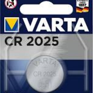 VARTA CR 2025 ELEM