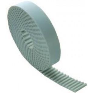 AT5/70-6000 mm PU nyitott fogazott szíj