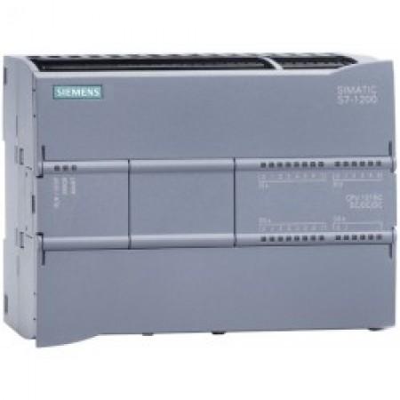6ES7 215-1AG40-0XB0 Siemens S7-1200, CPU 1215C, COMPACT CPU, DC/DC/DC, 2 PROFINET PORT, ONBOARD I/O