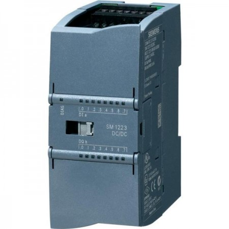 6ES7 223-1BL32-0XB0 Siemens S7-1200, DIGITAL I/O SM 1223, 16 DI / 16 DO