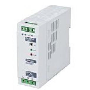 dc DIN-sín tápellátás 30W, 1 kimenet, Kapcsolóüzemű tápegység, 2.5A 95mm 230V ac 264V ac 12.3V dc 90