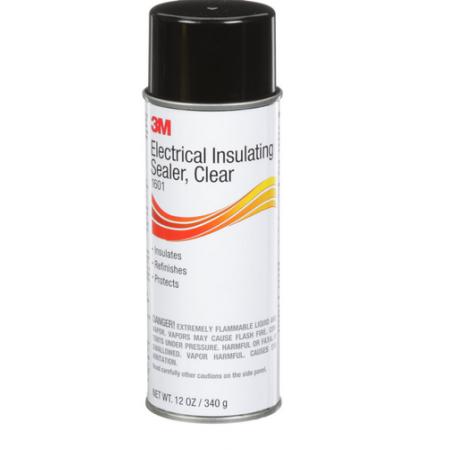 3M Scotch 1601 Szigetelő Spray /Insulating sprays : 1601 Sealer (clear)