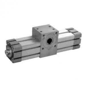 ARF090-080, Forgatóhenger tengely nélkül, átmérő 80 mm, elfordulás: 90 fok