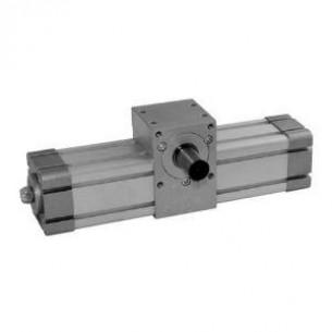 ARM360-080, Forgatóhenger tengellyel, átmérő 80 mm, elfordulás: 360 fok