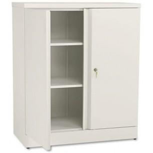 1000x450x1500 mm, grey RAL 7035, 3 shelves
