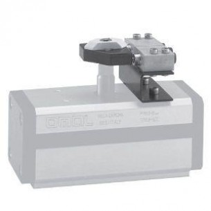 KFN12015, Pneu. végálláskapcs., DA15-DA90, 2 érzékelő