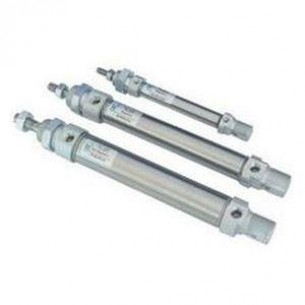 M21S20100200, átmérő 10 mm, löket 200 mm Munkahenger