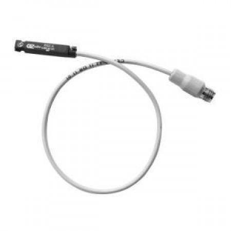 SH2-P, Hall PNP 3-eres, 30cm kábel + M8 csatlakozó, közelítéskapcsoló 5-30V DC
