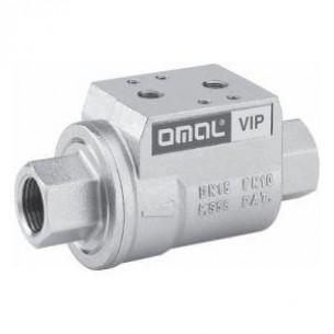 VNA10007, VIP koaxiális szelep, G5/4, NBR, NO