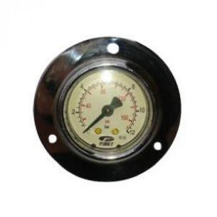 M3B-40 -1/0, Manométer, peremes, 40mm, -1/0 bar, 1/8 coll
