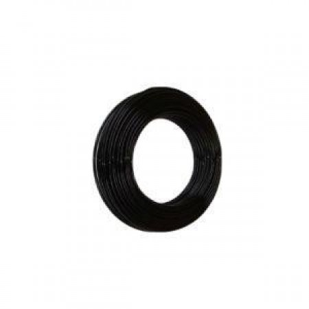 PAHF műanyag cső 12/10 mm, fekete