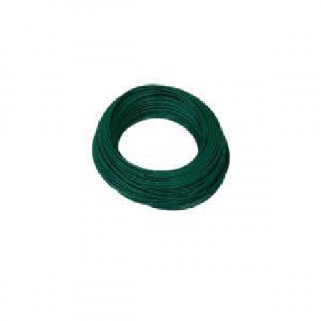 PAHF műanyag cső 12/10 mm, zöld