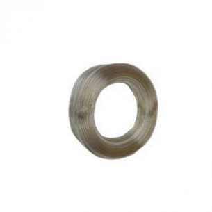 PUR műanyag cső 4/2,5 mm, víztiszta