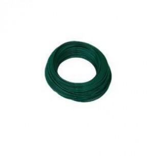 PUR műanyag cső 8/6 mm, zöld