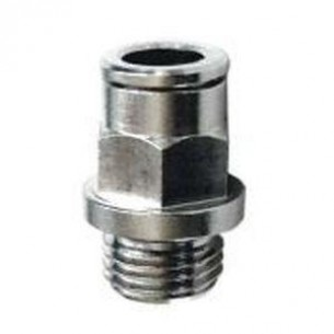 RP020-10-1/2, egyenes csatlakozó