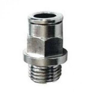 RP020-10-1/4, egyenes csatlakozó
