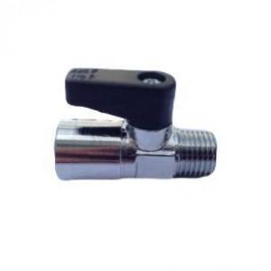 VS110-1/4, Mini gömbcsap, KB, 1/4
