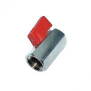 VS400-1/4, Mini gömbcsap, BB, 1/4