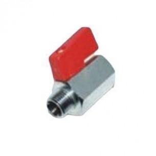 VS405-1/8, Mini gömbcsap, KB, 1/8